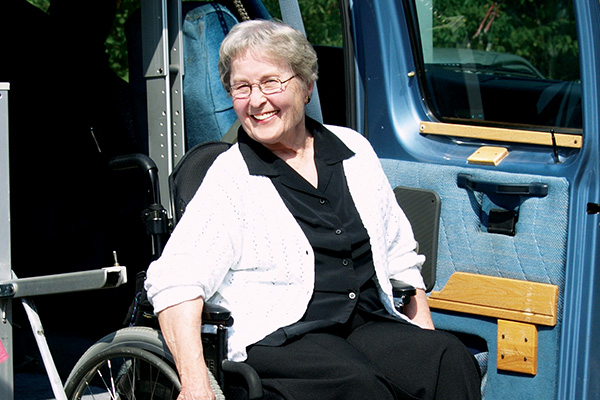 Comprehensive Insurance for Paratransit