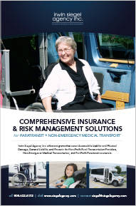Property and Casualty Insurance for Paratransit and Non-Emergency Medical Transportation Providers