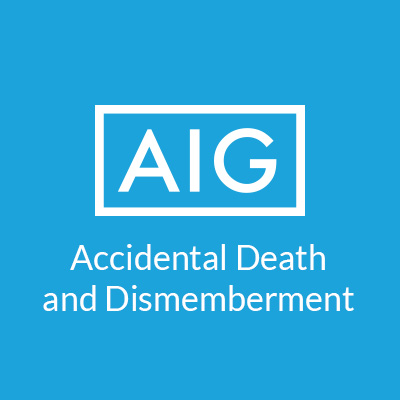 AIG Accidental Death and Dismemberment