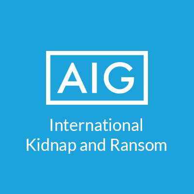 AIG International Kidnap and Ransom