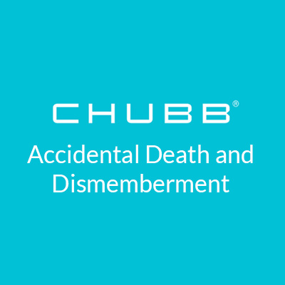 Chubb Accidental Death and Dismemberment