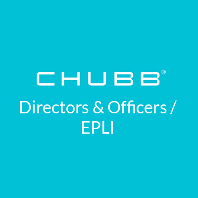 Chubb Directors and Officers / EPLI
