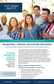 Property and Casualty Insurance for Behavioral and Mental Healthcare Facilities