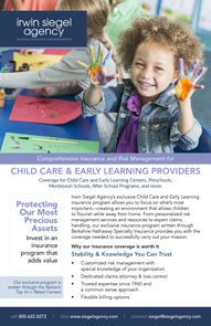 Property and Casualty Insurance for Child Care Programs