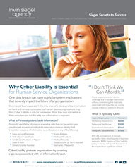 Cyber Insurance | Irwin Siegel Agency