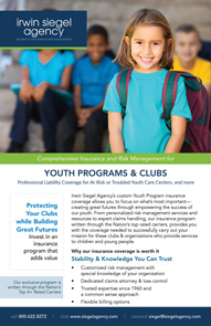 Property and Casualty Insurance for Youth Programs